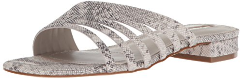 41JTSYmKzIL Resort chic is always in style. Comfort takes luxury to the next level in the Tahari™ Memphis slide. Supple leather upper.