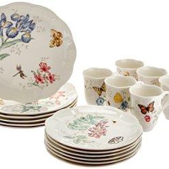 Lenox Butterfly Meadow 18pc Dinnerware Set