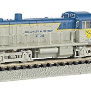 Bachmann Industries Delaware & Hudson ALCO RS-3 Diesel Locomotive 41Ja5LyB 2BYL