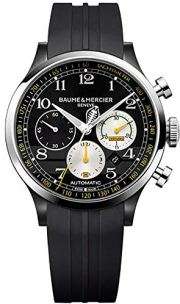 Baume & Mercier Capeland Shelby Cobra Limited Edition Men's Watch 10281