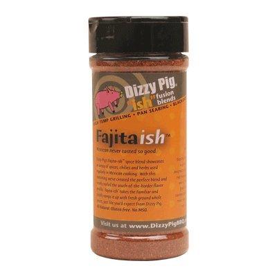 Dizzy-Pig-Fajita-ish-Fusion-Blend-Mexican-Seasoning-Spice-and-BBQ-Rub-8-oz