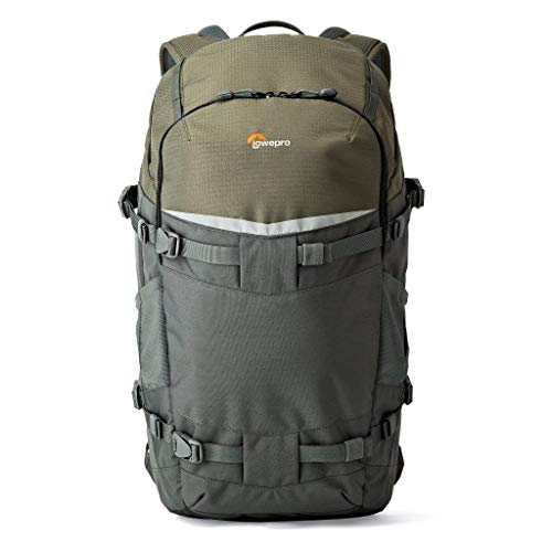 Lowepro LP37016-PWW Flipside Trek BP 450 AW Backpack for Camera, Grey/Dark...