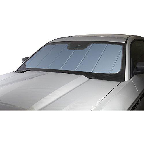Covercraft UV10966BL Blue Metallic UVS 100 Custom Fit Sunscreen for Select Cadillac/Chevrolet/GMC Models - Laminate Material, 1 Pack