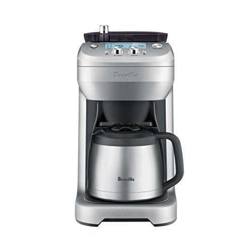 Breville BDC650BSS Grind Control Coffee Maker, Brushed Stainless Steel