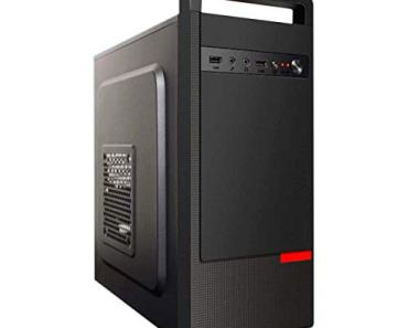 SYNTRONIC Desktop PC Computer CORE i5 4570 / 8GB RAM /1TB/ H81 Motherboard with WiFi/HDMI/USB 3.0