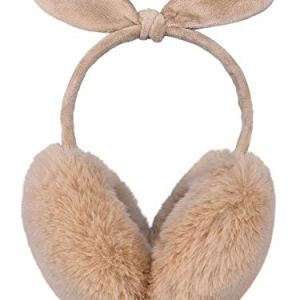Simplicity Women's Winter Warm and Cute Ear Warmers Outdoor Earmuffs