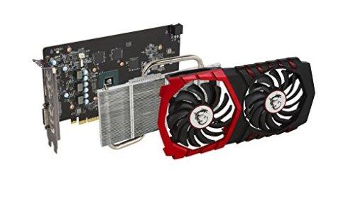 MSI-Computer-Video-Graphic-Cards-GeForce-GTX-1050-TI-Gaming-X-4G-4GB