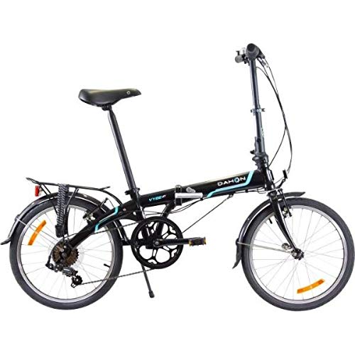 Dahon Folding Bikes Vybe D7 Tour Deltec, 20 In. Wheel Size ...