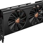 XFX RX 5600 XT THICC II PRO 12GBPS 6GB GDDR6 BOOST UP TO 1620MHz 3xDP HDMI PCI-E 4.0 Graphics Card RX-56XT6DFD6