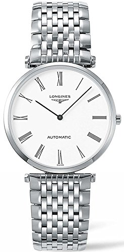 41KGEgL1 GL Self-winding automatic movement - an Eco-friendly choice for discerning customer. Powered by everyday movement of your arm Automatic self-winding movement with analog display and sapphire crystal dial window Stainless steel bracelet and case with white dial