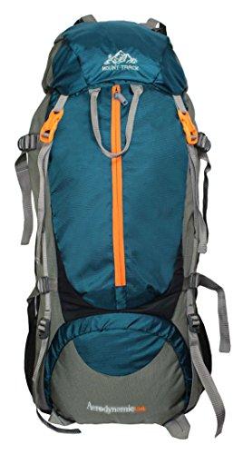 41KNpN1lLPL - Mount Track 9106 Rucksack, Hiking & Trekking Backpack 80 Ltrs Aqua Green