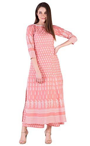 Amayra Women's Cotton Readymade Salwar Suit