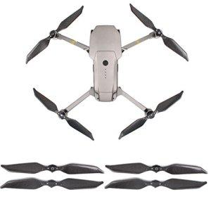2pair Carbon Fiber 8331Foldable Lärmarmer Propeller for DJI Mavic Pro Platinum 41KVoh1BN4L
