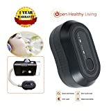 Denshine Portable Mini CPAP Cleaner and Sanitizer, for CPAP Machine Air Tubes Mask Respirator Cleaning Sterilizer