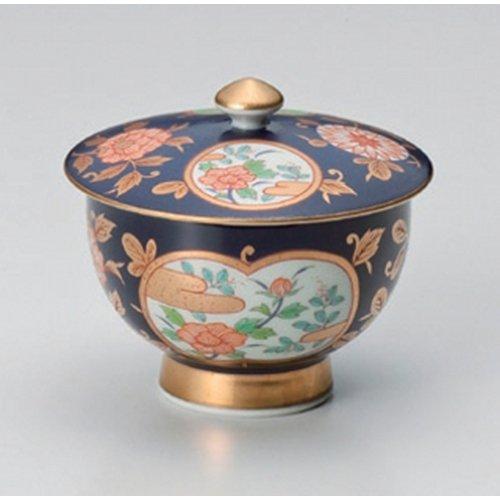 Sencha Tea Cup utw448-1-694 [3.8 x 3.4 inch 5.1floz] Japanece ceramic Imari Aya Kon pumping tableware