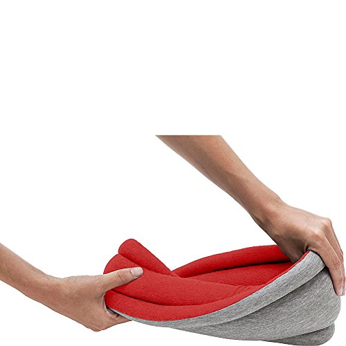 Ostrichpillow Light Travel Pillow For Airplanes Car Office Neck