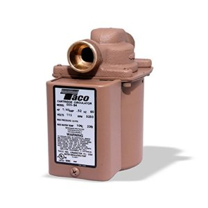 Taco 006-B4 Bronze Circulator Pump 3/4-Inch Sweat 41Kc70Nm9NL