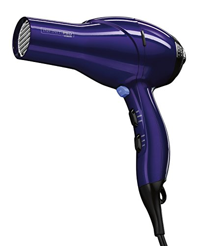 INFINITIPRO BY CONAIR 1875 Watt Salon Performance AC Motor Styling Tool/Hair Dryer; Purple - Amazon Exclusive