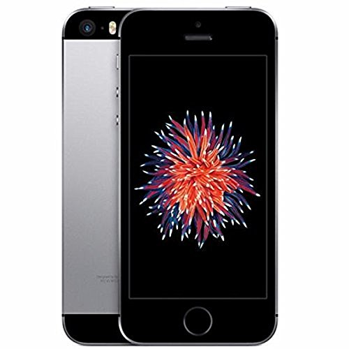 Apple iPhone SE, GSM Unlocked, 32GB - Space Gray (Renewed)