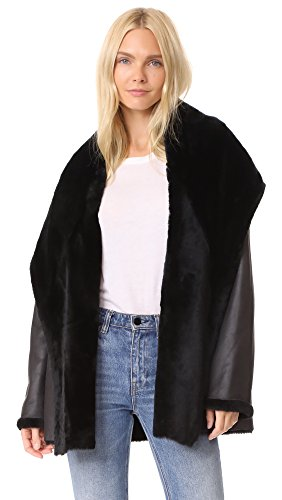 71F8XY52X4L Dyed lamb shearling, from Spain Fur clean Width 29.5in / 75cm, from shoulder