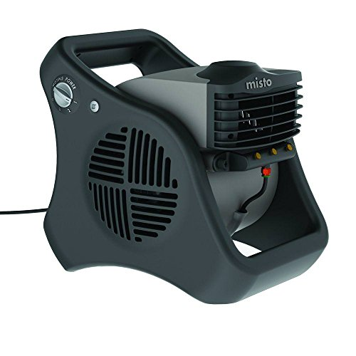 Lasko 7050 Misto Outdoor Misting Fan - Features Cooling Misters, Ideal for Camping,...