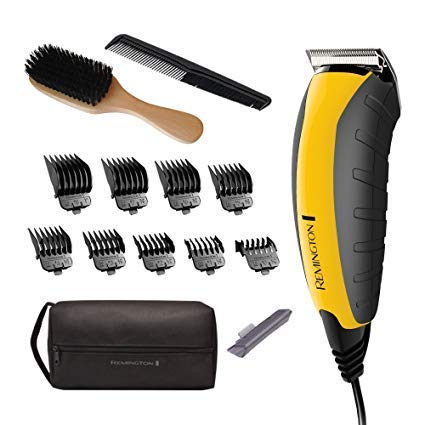 Remington HC5855 Virtually Indestructible Haircut & Beard Trimmer, Hair Clippers, Beard Trimmer, Clippers (Renewed)