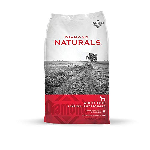 Diamond Naturals Adult Real Meat Recipe Premium Dry Dog Food With Real Pasture...