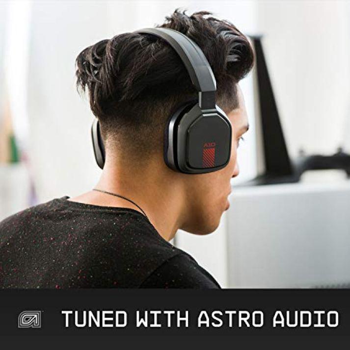 Amazon.com: ASTRO Gaming A10 - Auriculares para Xbox One/Nintendo Switch, PS4/PC y Mac con cable de 0.138 in y micrófono de pluma por Logitech: Video Games