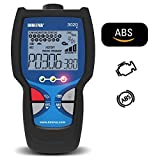 Innova 3020d Check Engine Code Reader w/ ABS (Brakes), DTC Severity, Emissions Diagnostics, and Easy to Use HotKeys for OBD2 (OBD II) Vehicles