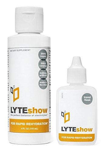 LyteShow - balance eletrolytes