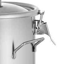 VEVOR-Stainless-Steel-Fermenter-Brewmaster-Brewing-Equipment-for-Home-Beer-Brewer-4-gallon-Sliver