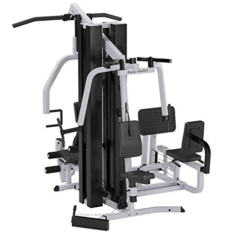 Body-Solid Multi-Station Selectorized Gym (EXM3000LPS)
