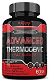 Advanced Fat Burner & Appetite Suppressant - Weight Loss Supplement for Women & Men, Acetyl L Carnitine, Energy Booster, Metabolism Booster for Weight Loss, Belly Fat Burner, Keto Friendly