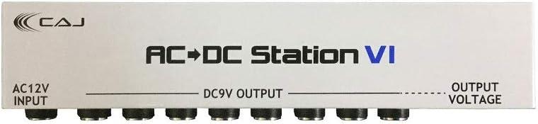 Custom Audio Japan AC/DC STATION VI