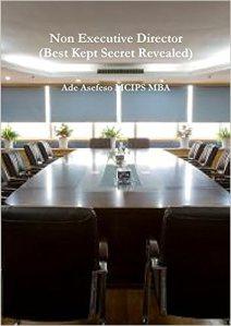 Non-Executive Director (Best Kept Secret Revealed)
