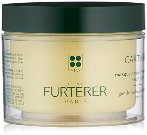41LTL0XNLXL Carthame gentle hydro-nutritive mask was launched by the design house of Rene Furterer It is recommended for normal use Carthame gentle hydro-nutritive mask by Rene Furterer for unisex - 679 ounce mask