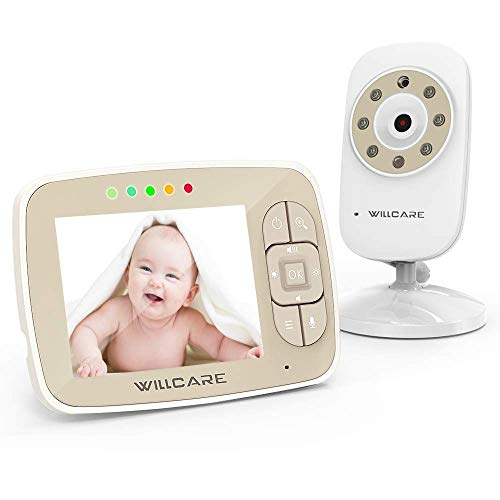 UU Infant Video Baby Monitor
