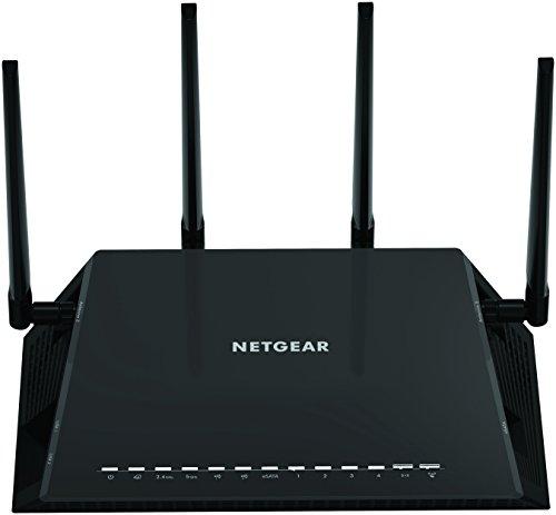 NETGEAR Nighthawk X4S - Smart WiFi Dual Band Gigabit Gaming Router