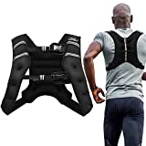 Aduro Sport Weighted Vest Workout Equipment, 20lbs (9.07 KG) Body Weight Vest for Men, Women, Kids