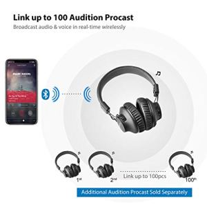 2020 New Avantree As9pa Aptx Low Latency Bluetooth 5 0 Over Ear Headphones For Computer Tv Watching Class 1 Long Helping You Build The Ultimate Musical Experience