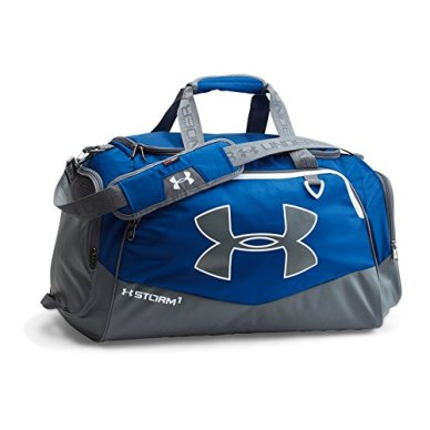 Under Armour Storm Undeniable II Duffle, Royal/White, One Size