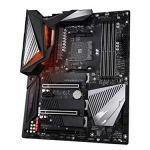 GIGABYTE X570 AORUS Ultra (AMD Ryzen 5000/X570/ATX/PCIe4.0/DDR4/USB3.1/Realtek ALC1220-Vb/Fins-Array Heatsink/RGB Fusion…
