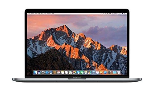 "Apple 15"" MacBook Pro, Retina, Touch Bar, 2.8GHz Intel Core i7 Quad Core, 16GB RAM, 256GB SSD, Space Gray, MPTR2LL/A"