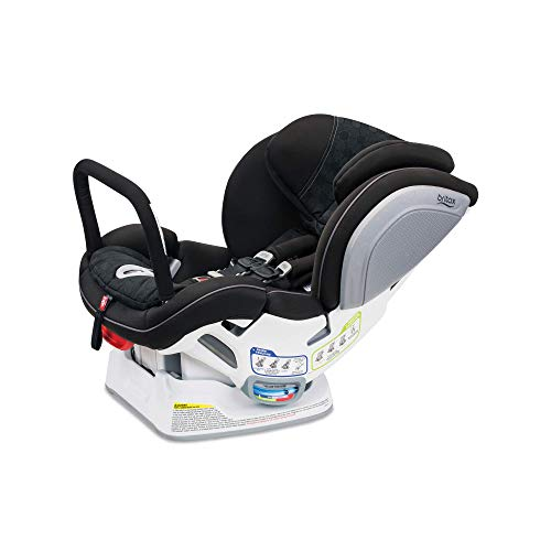 Britax Advocate ClickTight Anti-Rebound Bar Convertible Car Seat, Circa