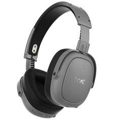 boAtNirvanaa715ANCActive Noise Cancellation Headphones (Silver Blaze)
