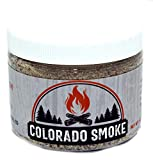 Colorado Smoke Gourmet Grilling spice and BBQ Seasoning - A great smoky flavor without using charcoal or wood