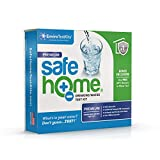 Safe Home PREMIUM Drinking Water Test Kit - Our #1 Selling Kit for Testing CITY & WELL WATER - 50 Contaminants Tested at Our EPA Certified Laboratory - Don't Guess...TEST!
