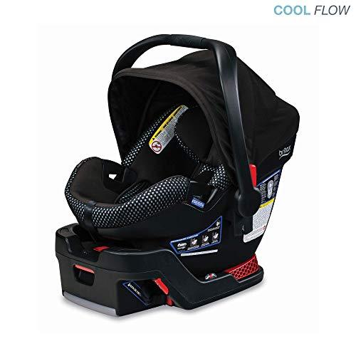Britax B-Safe Ultra Infant Car Seat, Cool Flow Grey