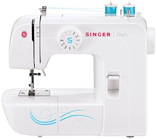 SINGER | Start 1304 6 Built-in Stitches, Free Arm Best Sewing Machine for Beginners