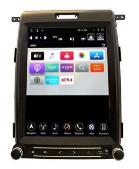 LINKSWELL-Gen-IV-T-Style-121-Inch-Radio-Replacement-for-F150-2013-to-2014-GPS-Navigation-Android-Head-Unit-Multimedia-Player-BluetoothUSBAUXWiFi-Car-Stereo-TS-FDOP12-1RR-4A
